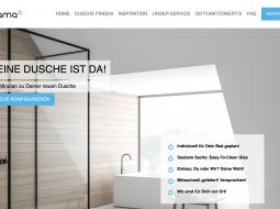 Badorama Website Screenshot